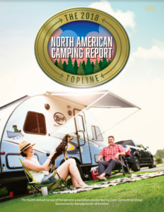 2018 north american camping report sponsored by koa